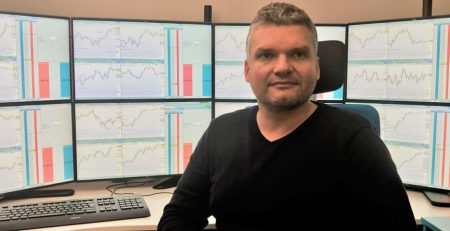 Benoist Rousseau et sa station de trading ReadyForTrading